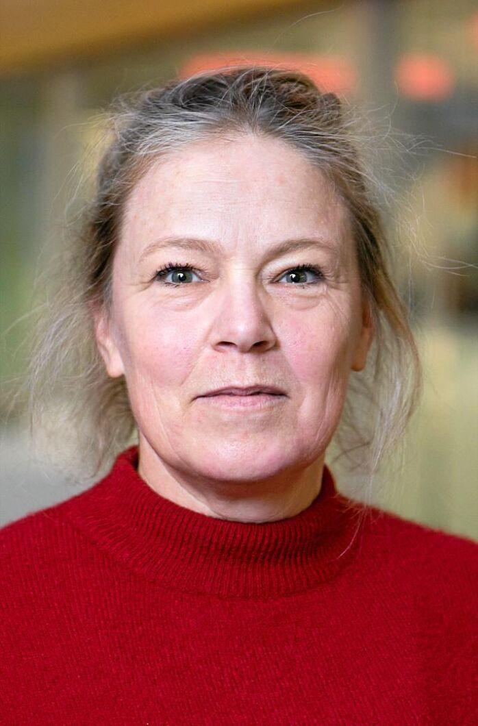 Jennie Barron, professor, Jordbrukets vattenhushållning vid SLU.
