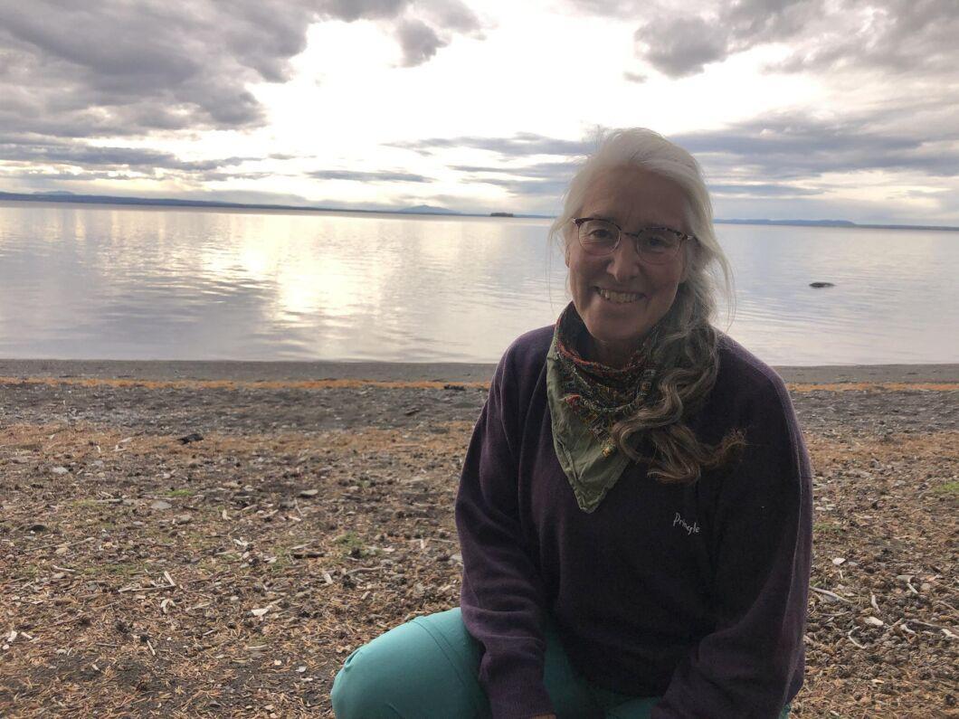 Maria Elinder, kanslichef på Naturbruksskolornas förening.
