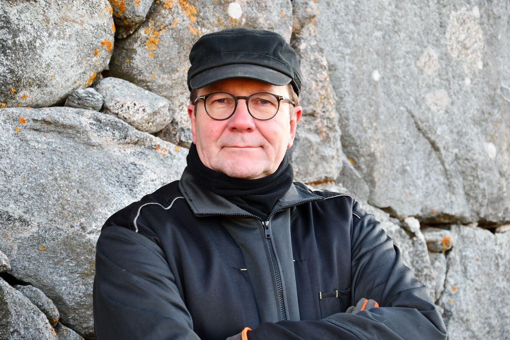 Pekka Pesonen, generalsekreterare Copa Cogeca.