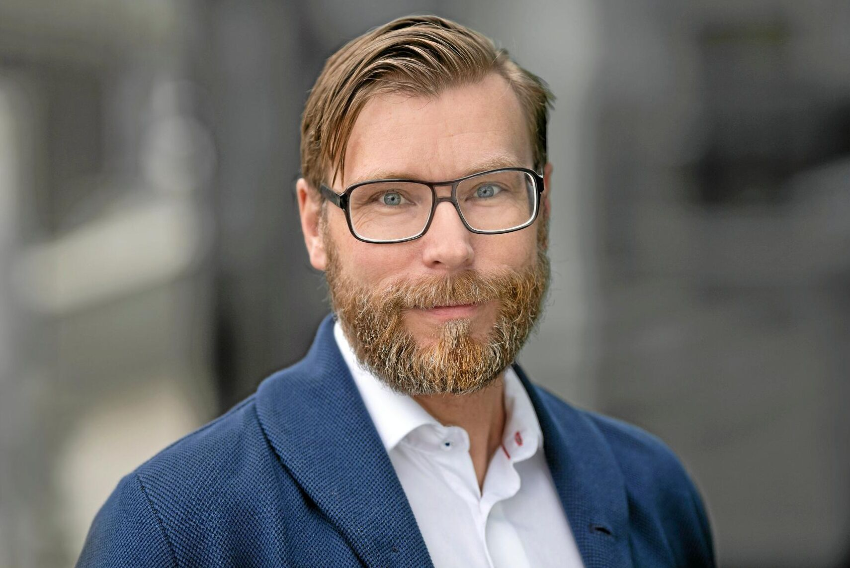 Tobias Rydergren, presschef på Coop.