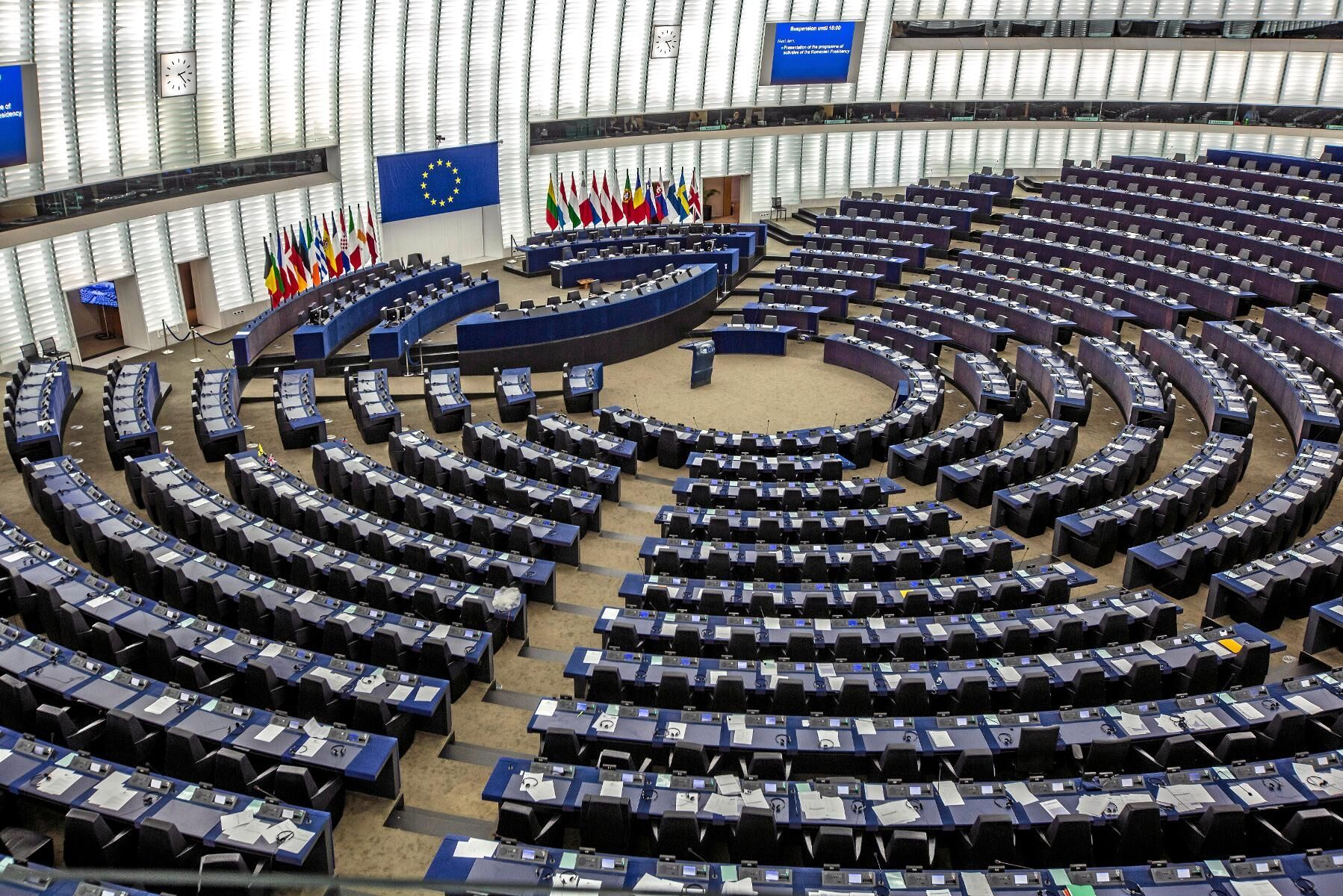 I dag har nio svenska partier 20 stolar i plenisalen i EU-parlamentet i Strasbourg.