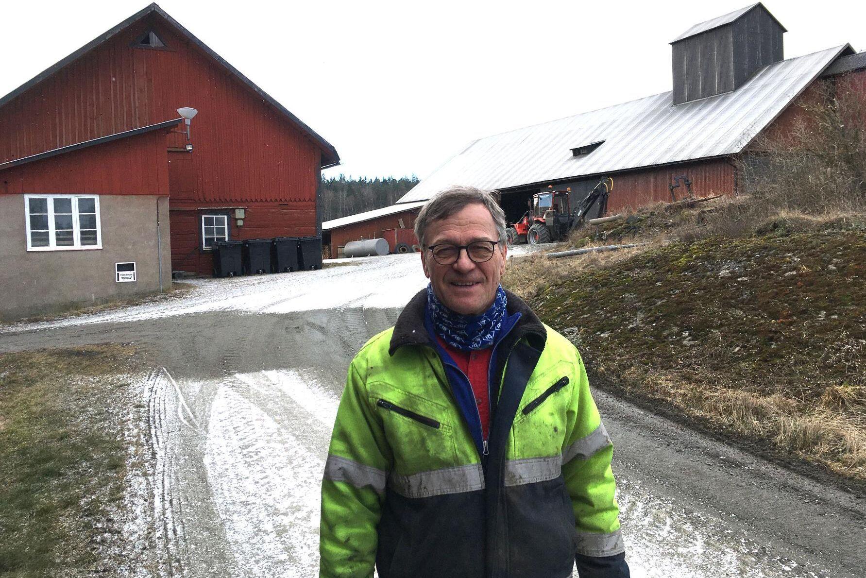 Nytt betningsmedel mot insekter gör att Håkan Svanäng som driver Svanäng Lantbruk mellan Uppsala och Stockholm återigen vågar testa vårraps efter flera års uppehåll.