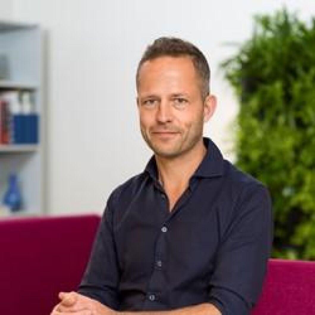Karl Ståhl, biträdande statsepizootolog vid Statens veterinärmedicinska anstalt.