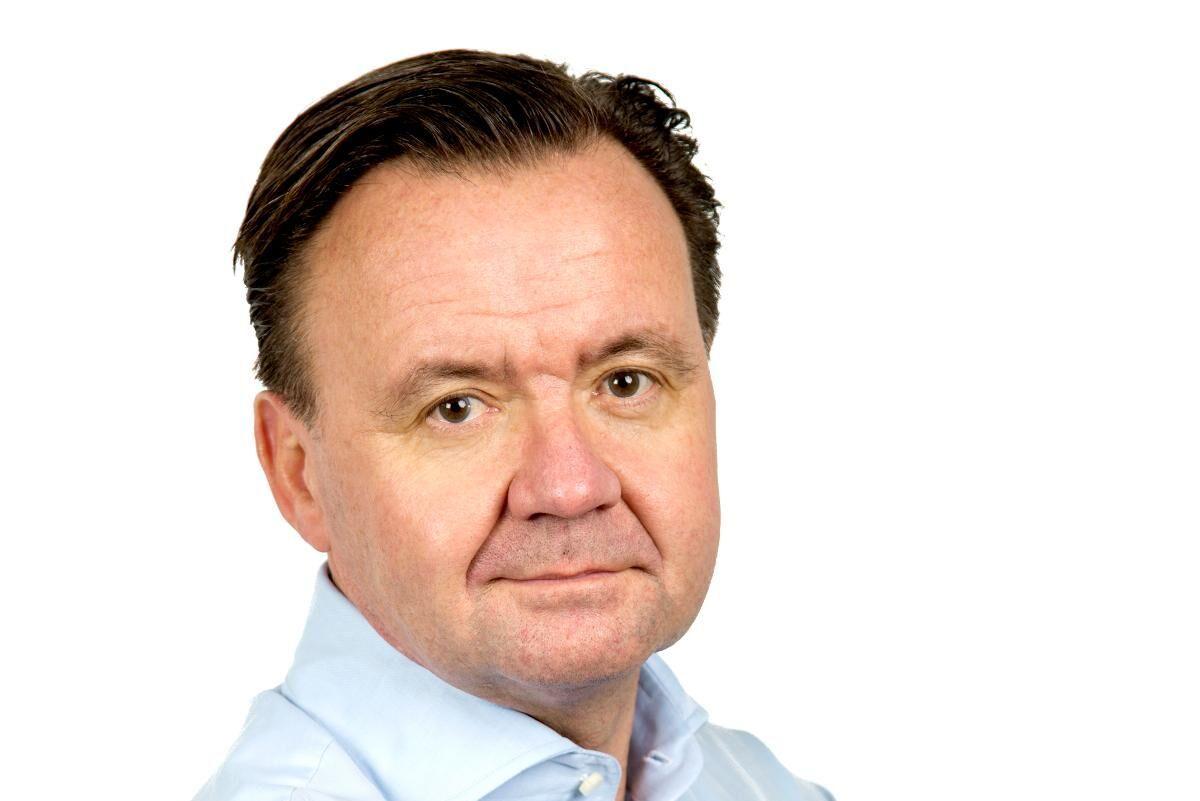 Karl-Henrik Sundström, VD Stora Enso, flaggar för att ökad protektionism kan komma att påverka hela den globala tillväxten.