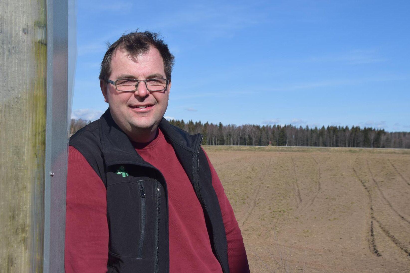 – Jag ser att det finns en stor potential för trädgårdsproduktion i hela landet. Efterfrågan på ekologiskt har dock stagnerat, säger Marcus Söderlind på LRF Trädgård.