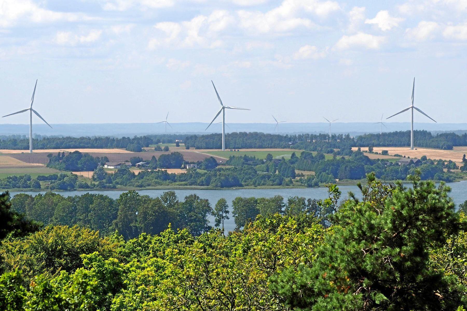 Även om vindkraften växer förmår den inte kompensera för bortfall av andra energikällor.