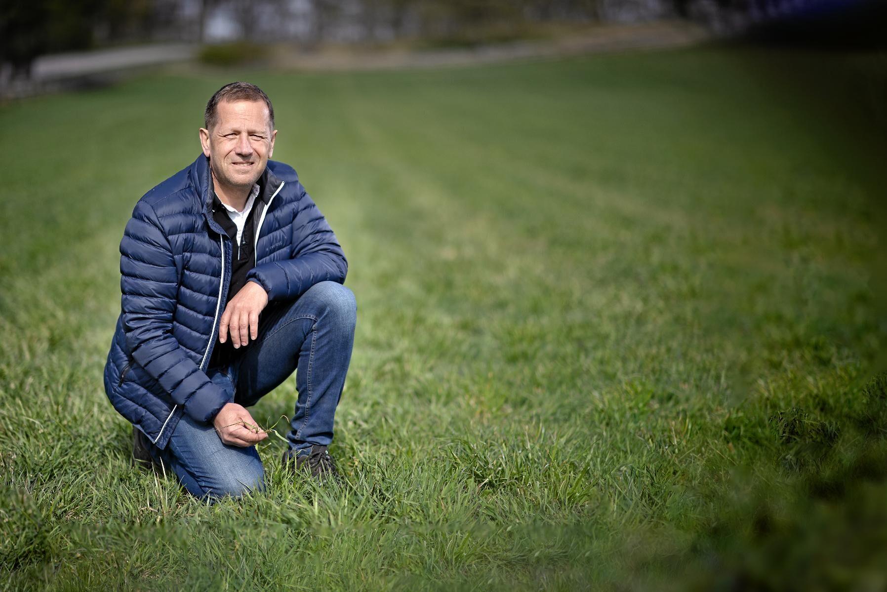 Per-Anders Andersson utsågs till årets rådgivare 2019.