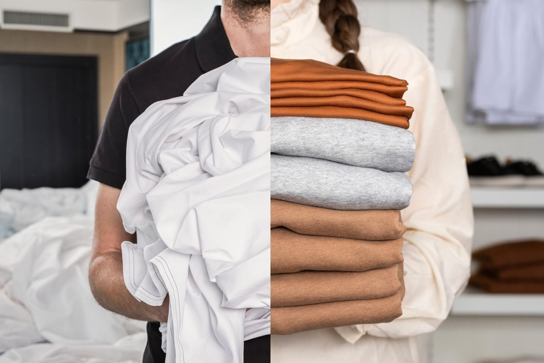 Varje år produceras 110 miljoner ton textil i världen, men bara 1 procent återvinns.