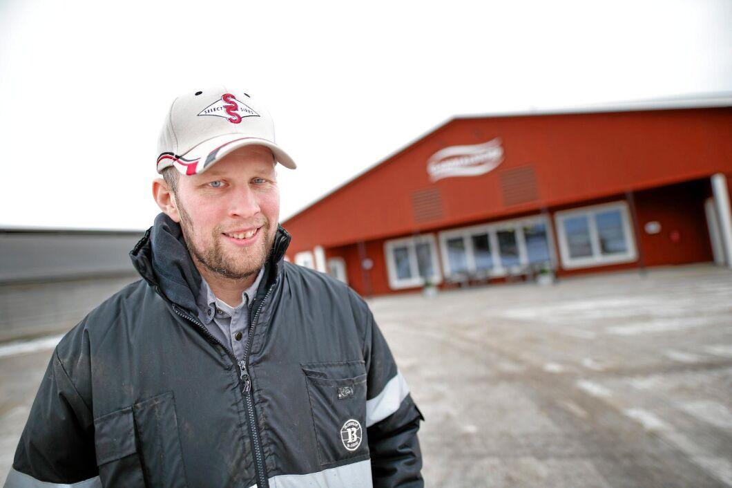 Glada Bonden måste satsa mer om målet på en omsättning på minst en miljard kronor om fem år ska nås, menar ordförande Anders Birgersson.