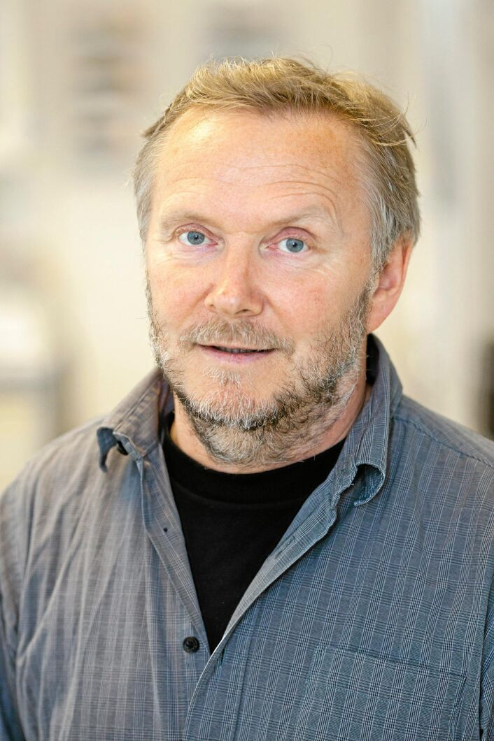 – Det här blir vi inte av med, konstaterar Jan Stenlid efter att ha akututrett utbredningen av diplodiasjukan i Sverige.