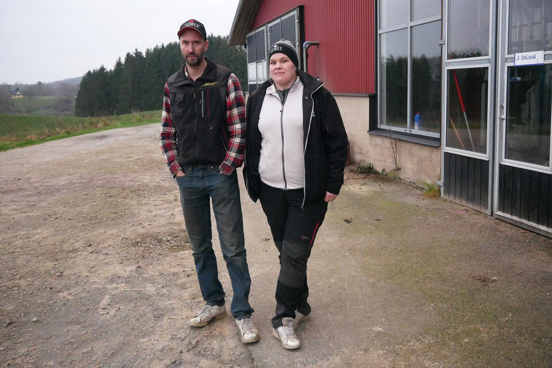 Torbjörn och Mona Malmkvist anser att det är stiftets agerande som ligger bakom konkursen.
