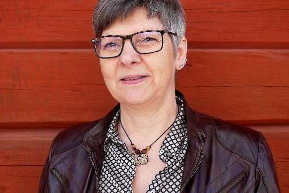 Gunilla Kjellsson, regionordförande på LRF i Västernorrland.