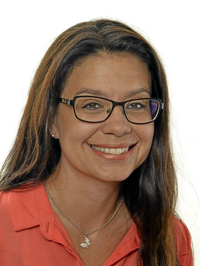 Helena Lindahl (C), riksdagsledamot från Västerbotten.