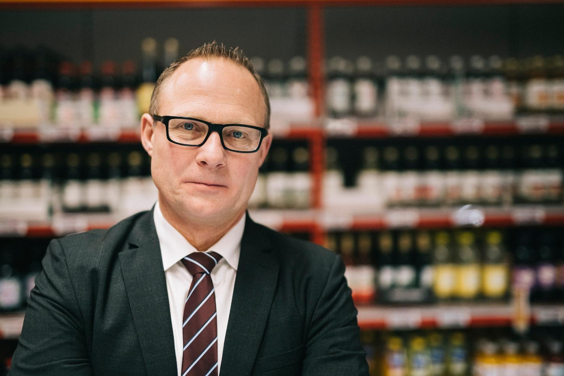 Björn Hellman, vd Livsmedelsföretagen.