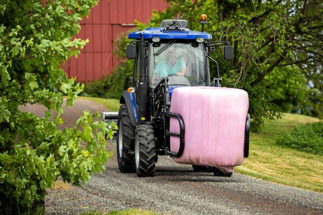 Med bland annat modellen MT 504 knep Lovol en åttondeplats i registreringsstatistiken. Det är en traktor som utmärker sig med en trevlig förarplats men också med enkel robust teknik.