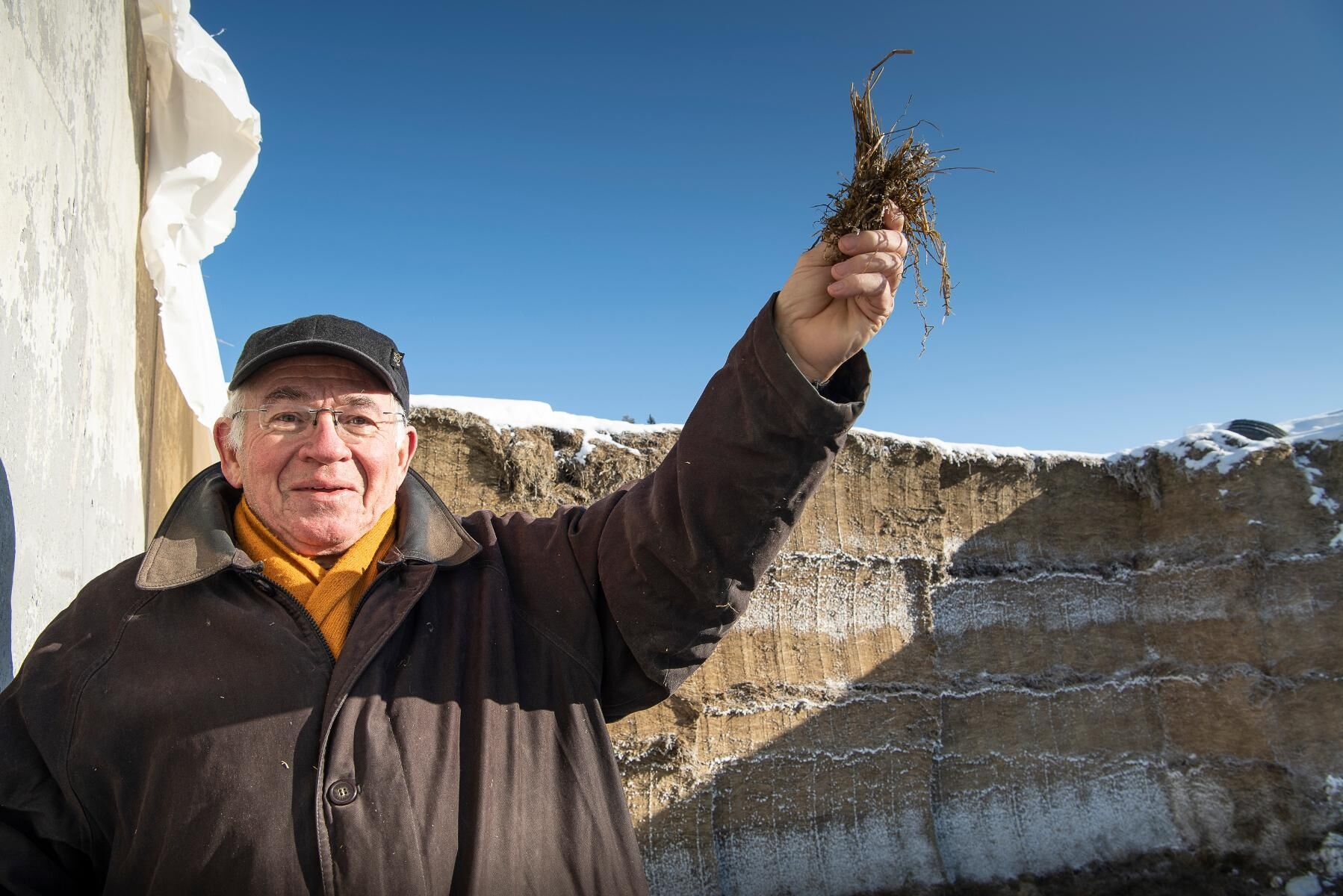 Det går att förvandla ensilage till vätgas på ett sätt som ger nya och stora inkomster för jordbrukaren, menar Lars Forslund.