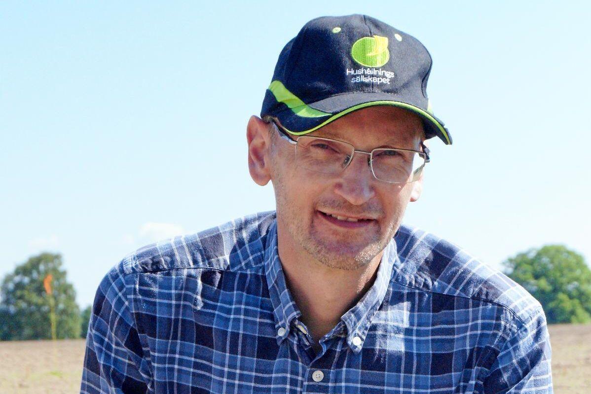 Generellt brukar inte betning med mikronäringsämnen ge några större effekter, säger Magnus Nilsson, fältförsöksledare på Hushållningssällskapet i Skåne.