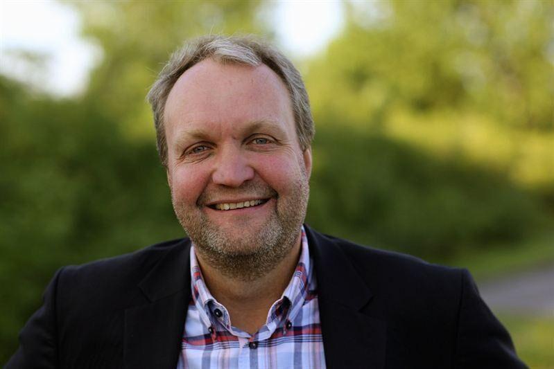 Mikael Jeppsson, spannmålschef på Lantmännen