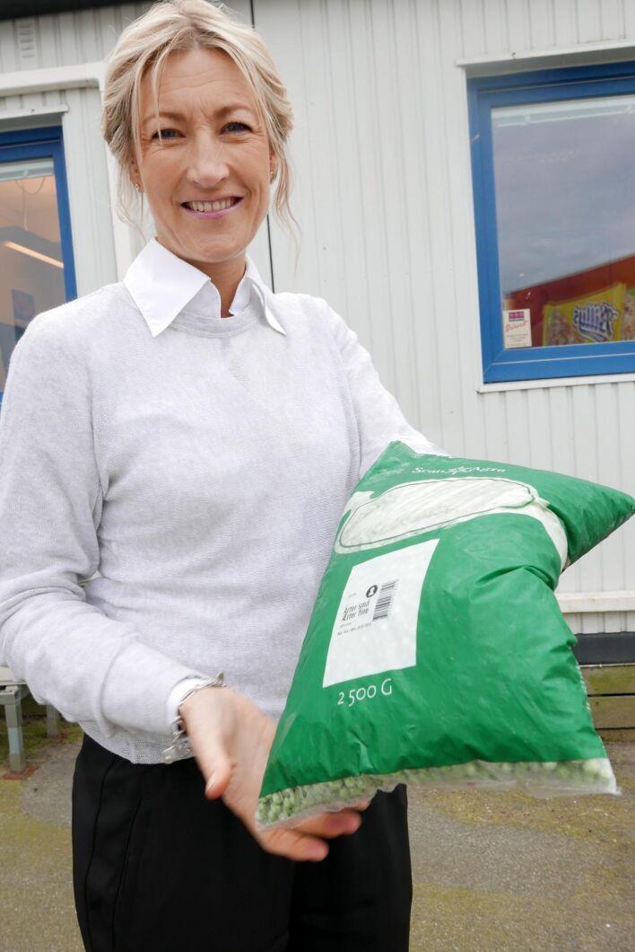 Wiveca Almgren, vd för Magnihill och styrelseledamot i Foodhills.