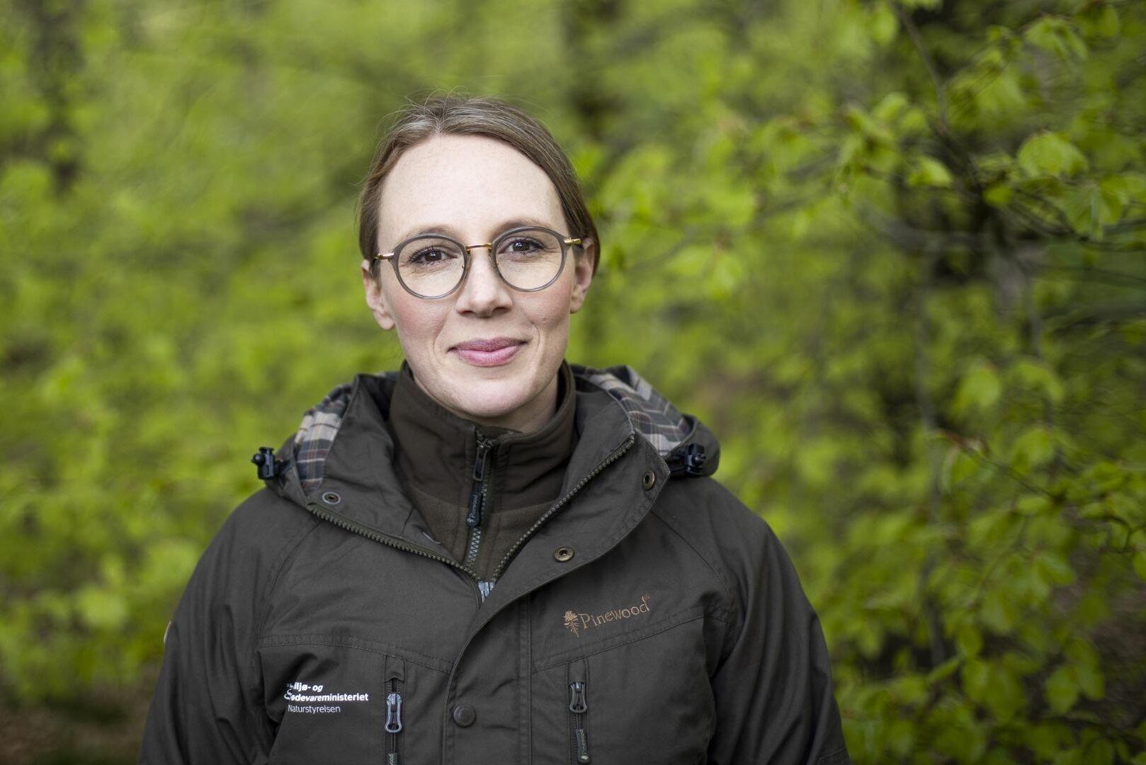 Danmarks miljöminister, Lea Wermelin, vill att landet ska förvildas och utlyser därför en kommunkamp.