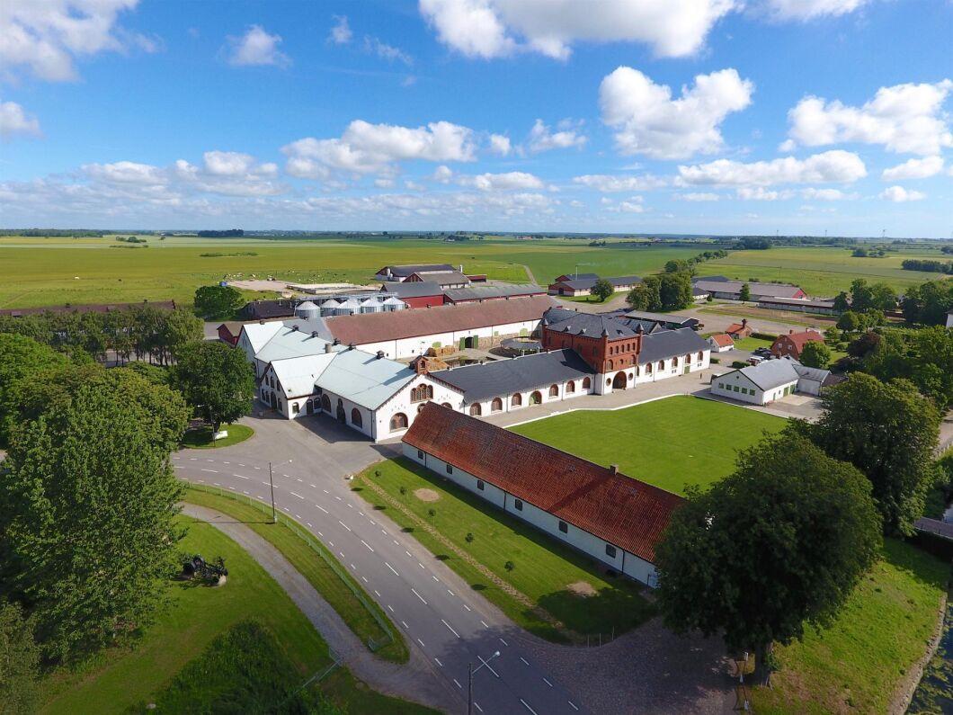 Bollerup naturbruksgymnasium är ett av Sveriges största naturbruksgymnasier och har en total areal på 720 hektar.