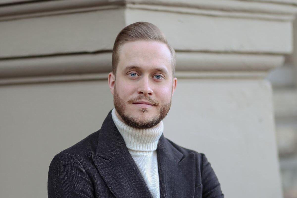 Viktor Andersson, vd för Adelsåsen.