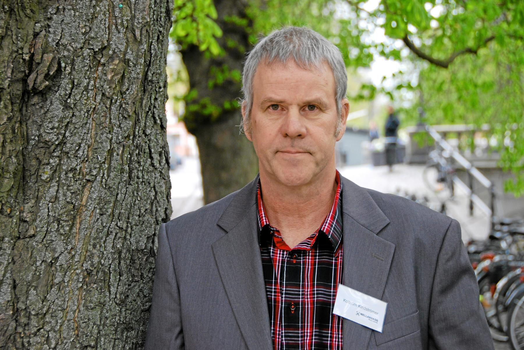 Kolbjörn Kindströmer.