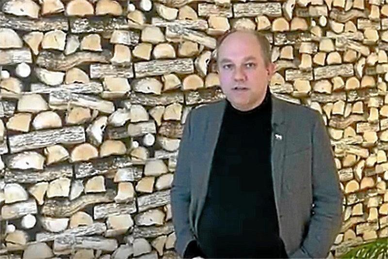 Lennart Nilsson, från LRF:s riksförbundsstyrelse, blir ordförande i LRF Entreprenad.