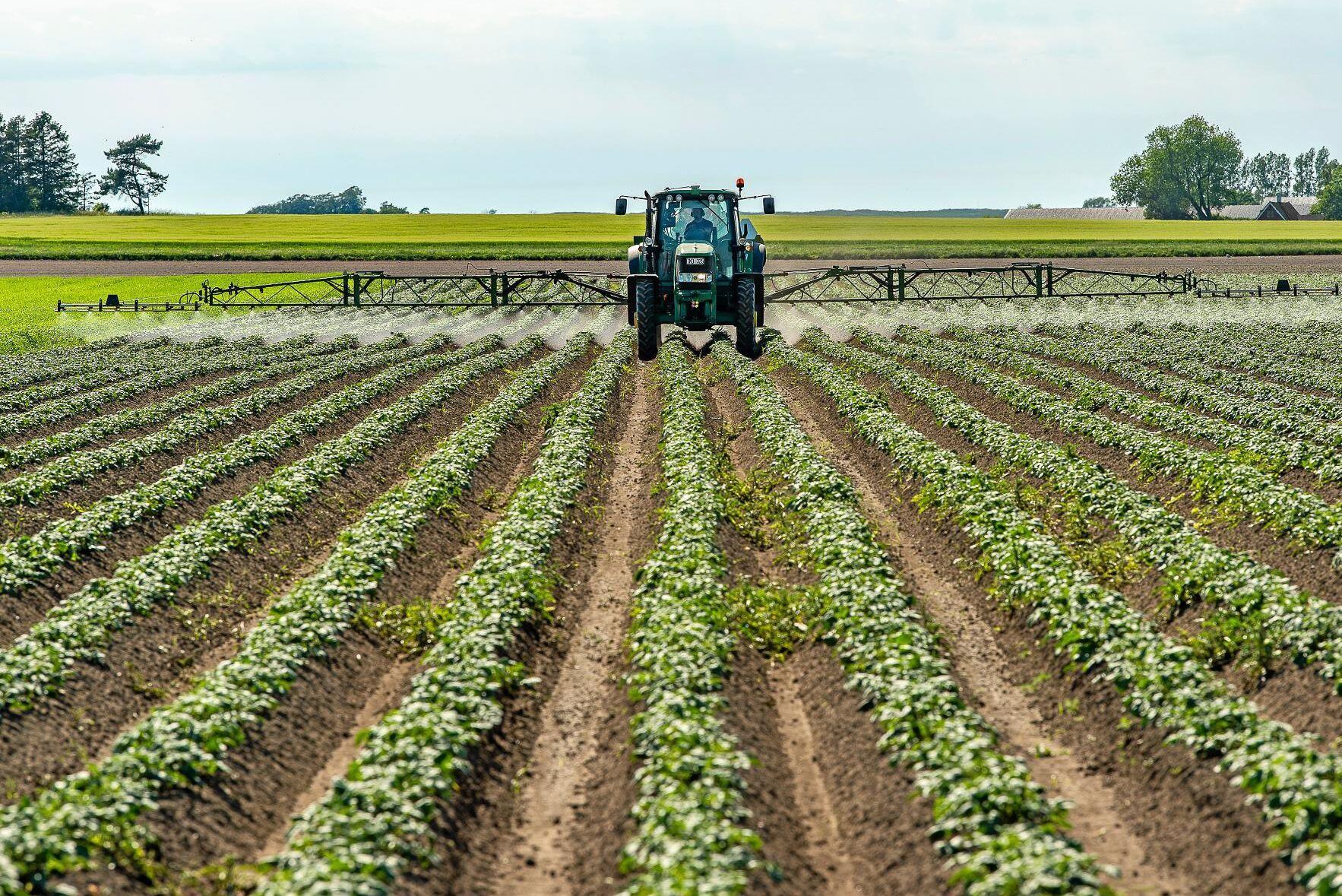Användningen av kemiska växtskyddsmedel ska minska med 50 procent, enligt EU-kommissionens nya handlingsplan.