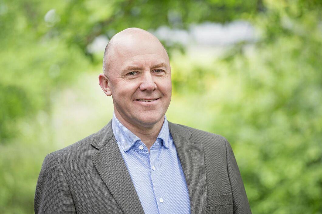Sven Erik Hammar, LRF Skogsägarna.