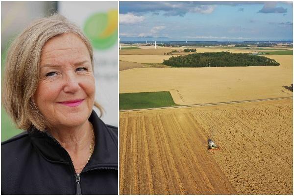 Ulla Frisk, projektledare för Agtech Challenge.