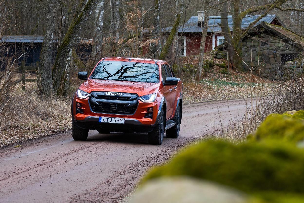ATL har provkört den nya generationen Isuzu D-max. En traditionell pickup med hög utrustningsnivå och rejäl lastförmåga.