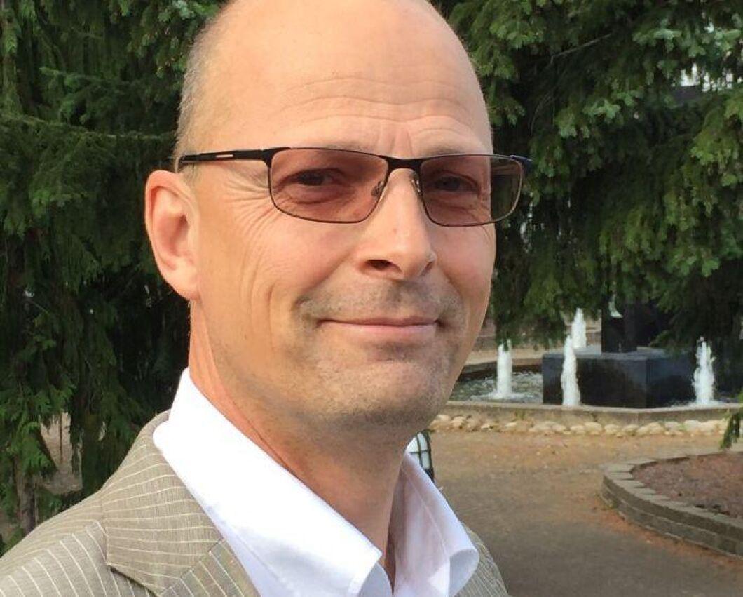 Lars Kindberg, ny tf vd för Elmia.