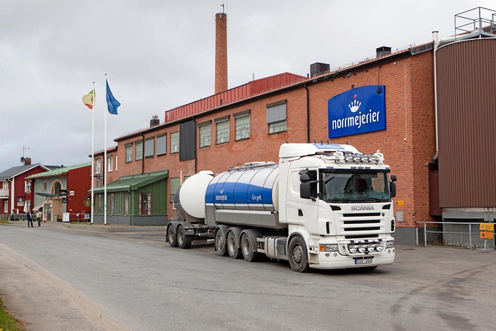 Västerbottensosten står för 15 procent av Norrmejeriers försäljning och ökar i volym med några procent varje år.