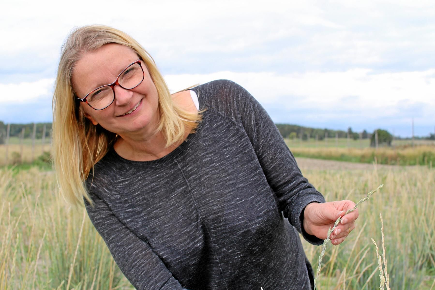 Anna Westerbergh, SLU.