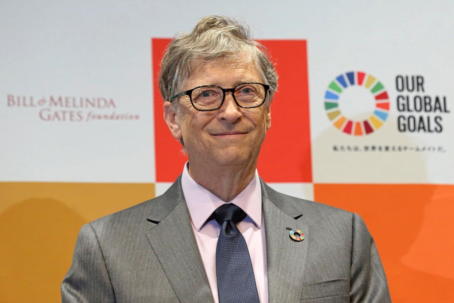 På sin blogg skriver Bill Gates om ett besök på en jättelik lageranläggning för mineralgödsel byggd av norska Yara i Tanzanias tidigare huvudstad Dar es-Salaam.