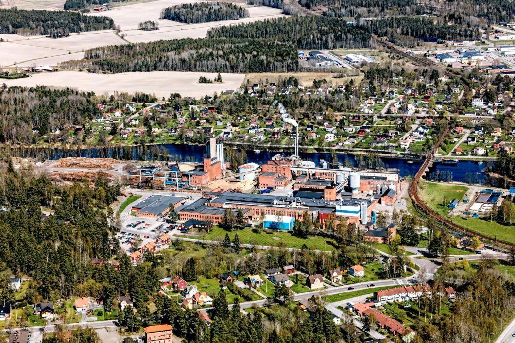 Nordic Paper vill sluta producera sulfitmassa i Säffle, men satsar samtidigt på att öka pappersproduktionen.