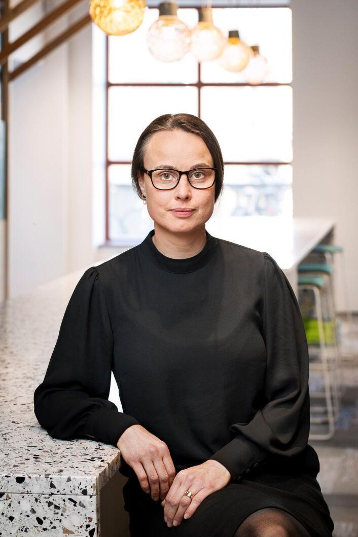 Helena Matsson, Coop.