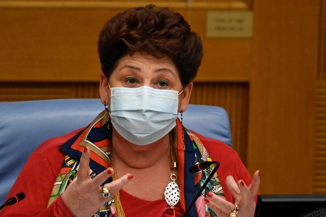 Italiens jordbruksminister Teresa Bellanova avgick till följd av en konflikt om krisresurserna. Senare avgick hela regeringen.