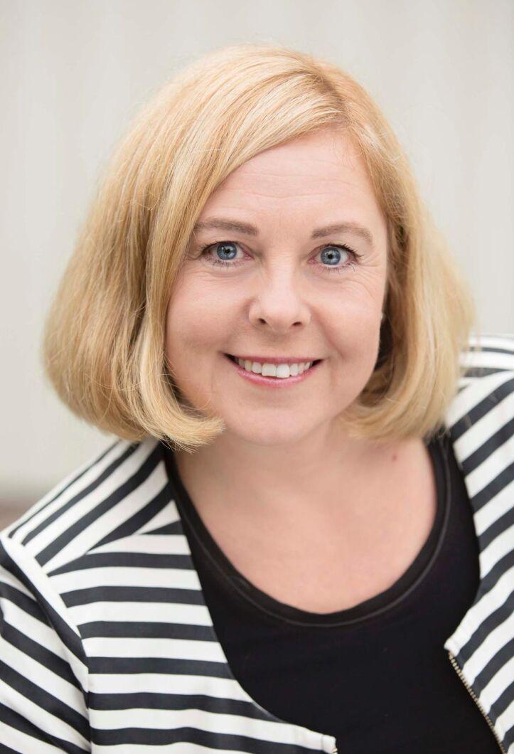 Anne Vadasz Nillson, generaldirektör på Energimarknadsinspektionen.