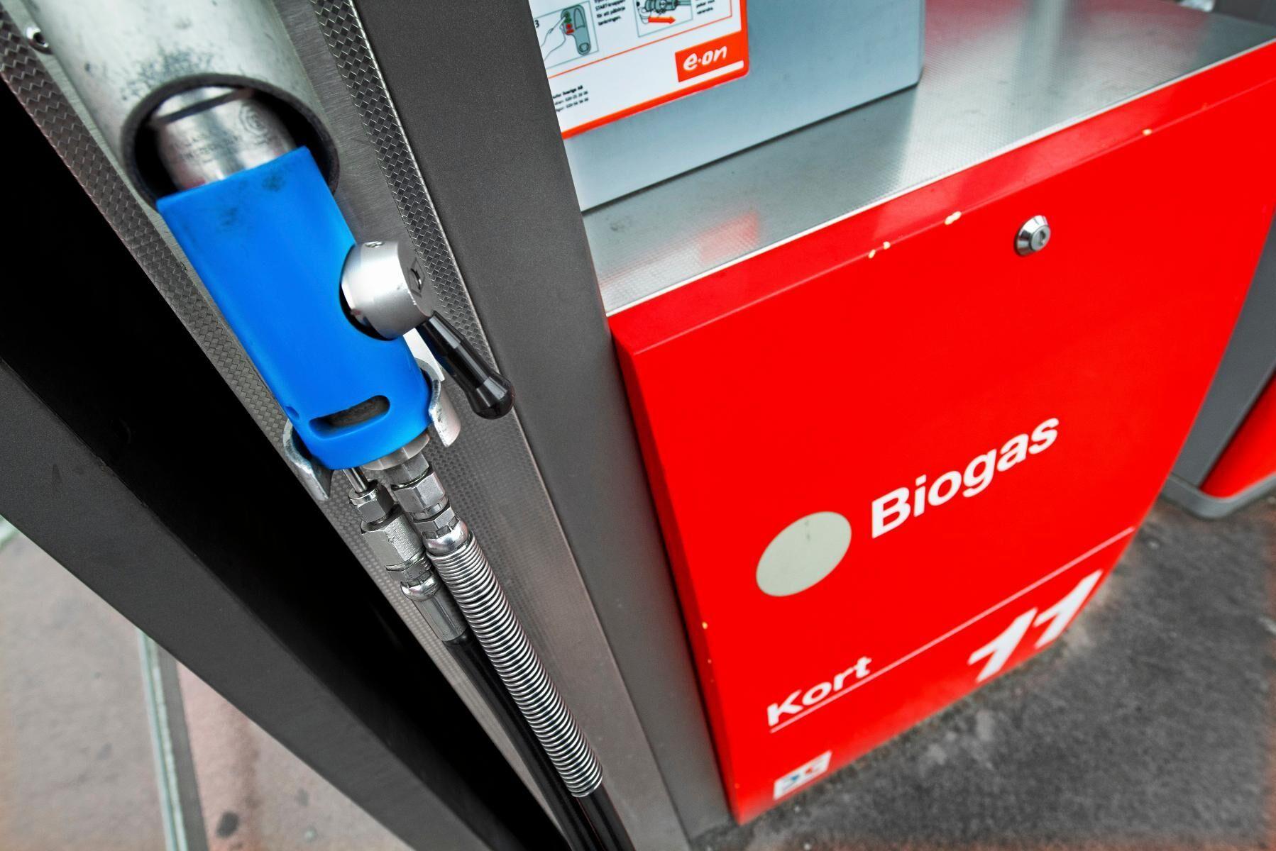 100 procent av fordonsgasen ska vara biobaserad 2023 hoppas gasbranschen.