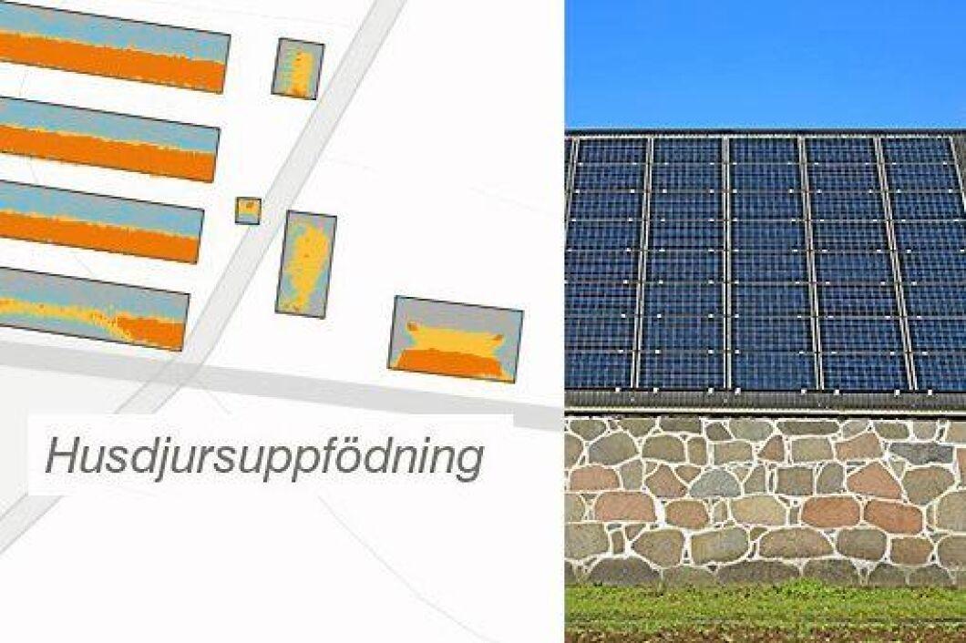 Kommunala solkartor kan ge en fingervisning om solcellspotentialen där du bor.