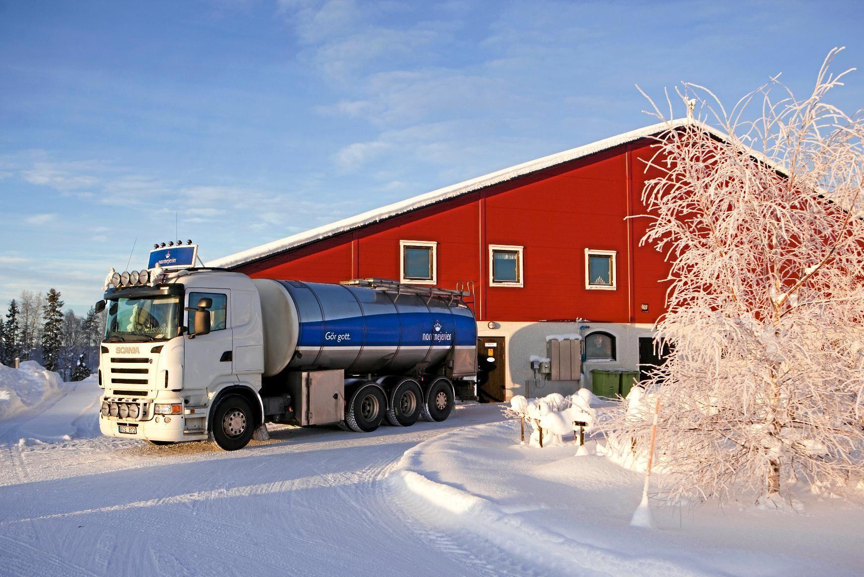 Under onsdagens stämma avslog mjölkbonden Petter Petterssons motion.