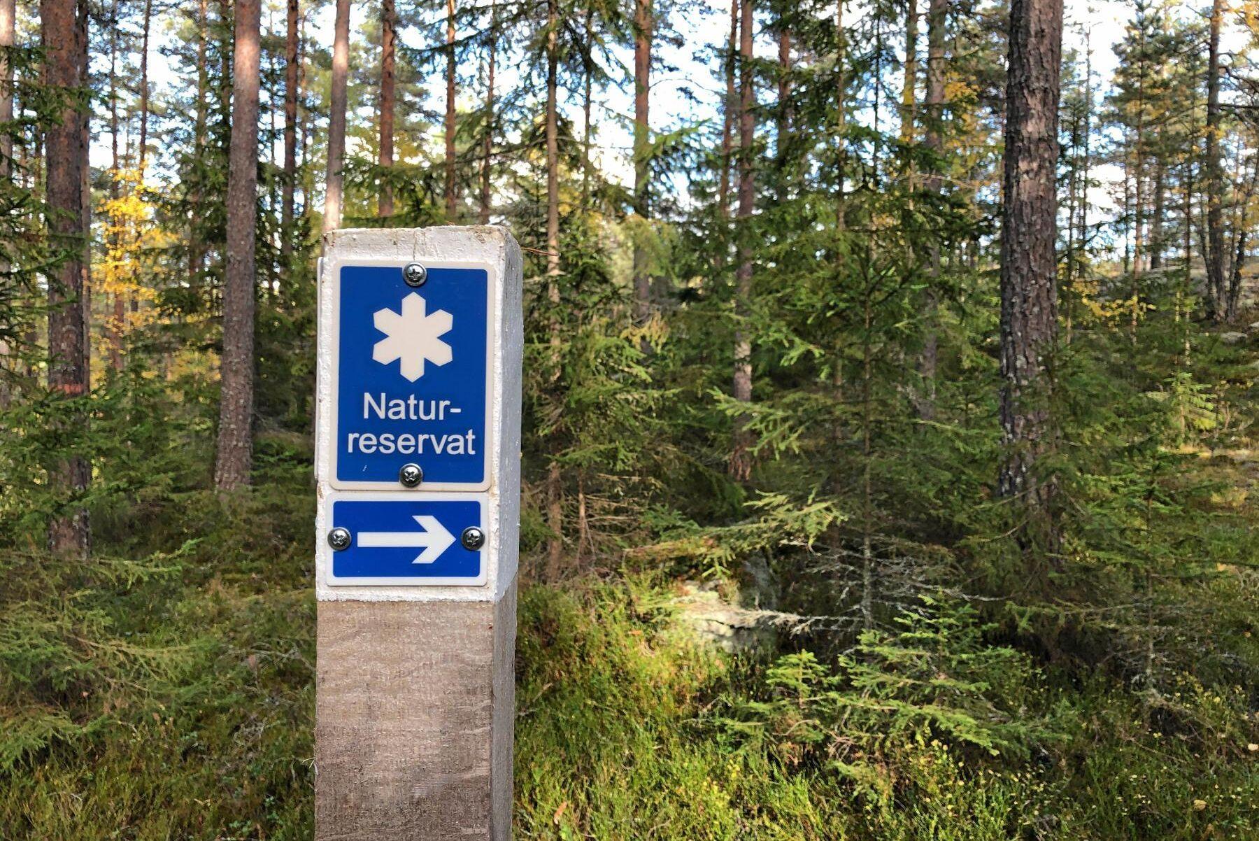 Kommunerna bör själva stå för kostnaden fullt ut för de naturreservat de inrättar, menar Josefin Malmqvist och Johan Widegren från Moderaterna.