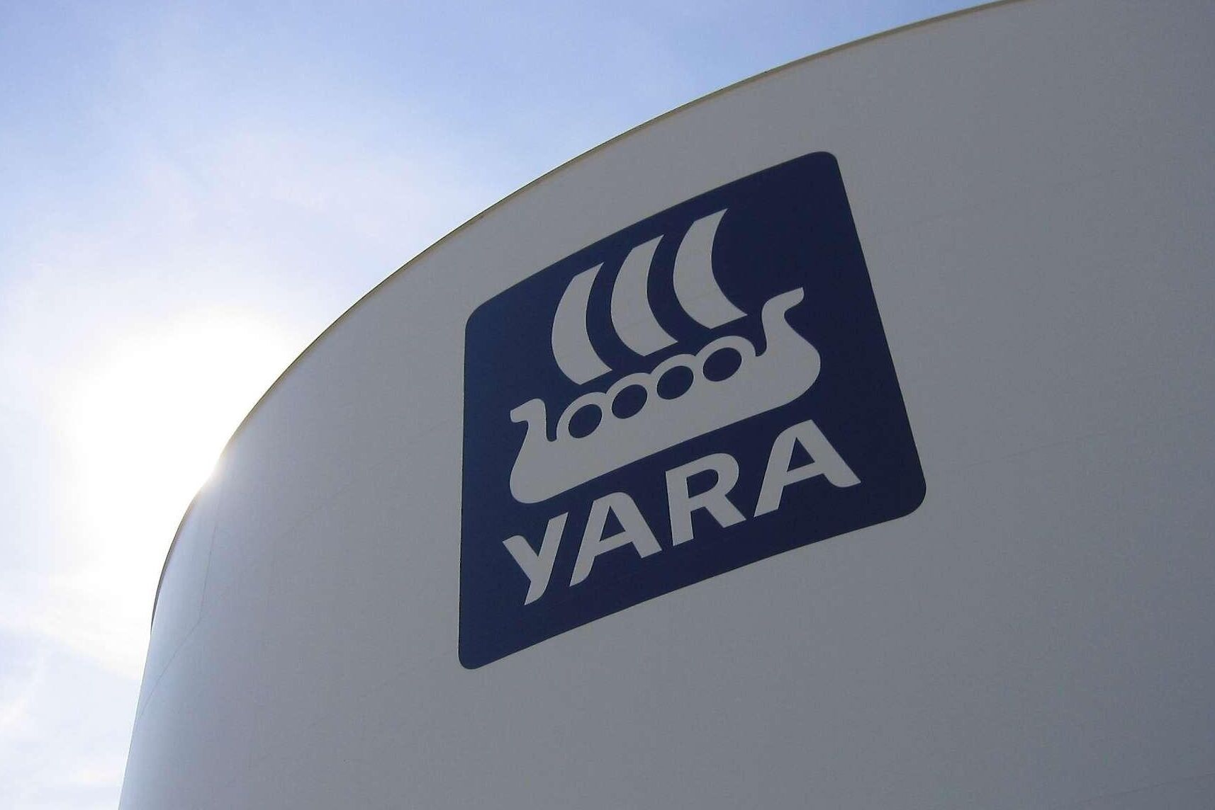 Yaras nettoomsättning landade på 3 491 miljoner dollar för tredje kvartalet 2019.