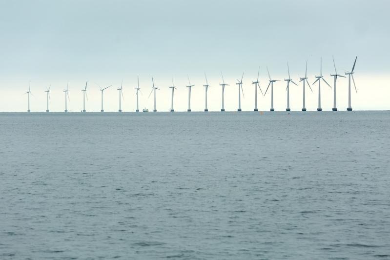 Danmark började fasa ut kolkraft och satsade stort på vindkraft i slutet av 70-talet.