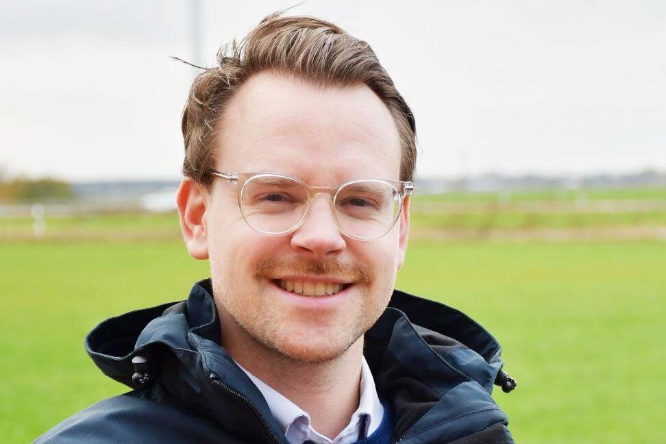 Christian Bjärntoft, vd Lyckegård Gorup.