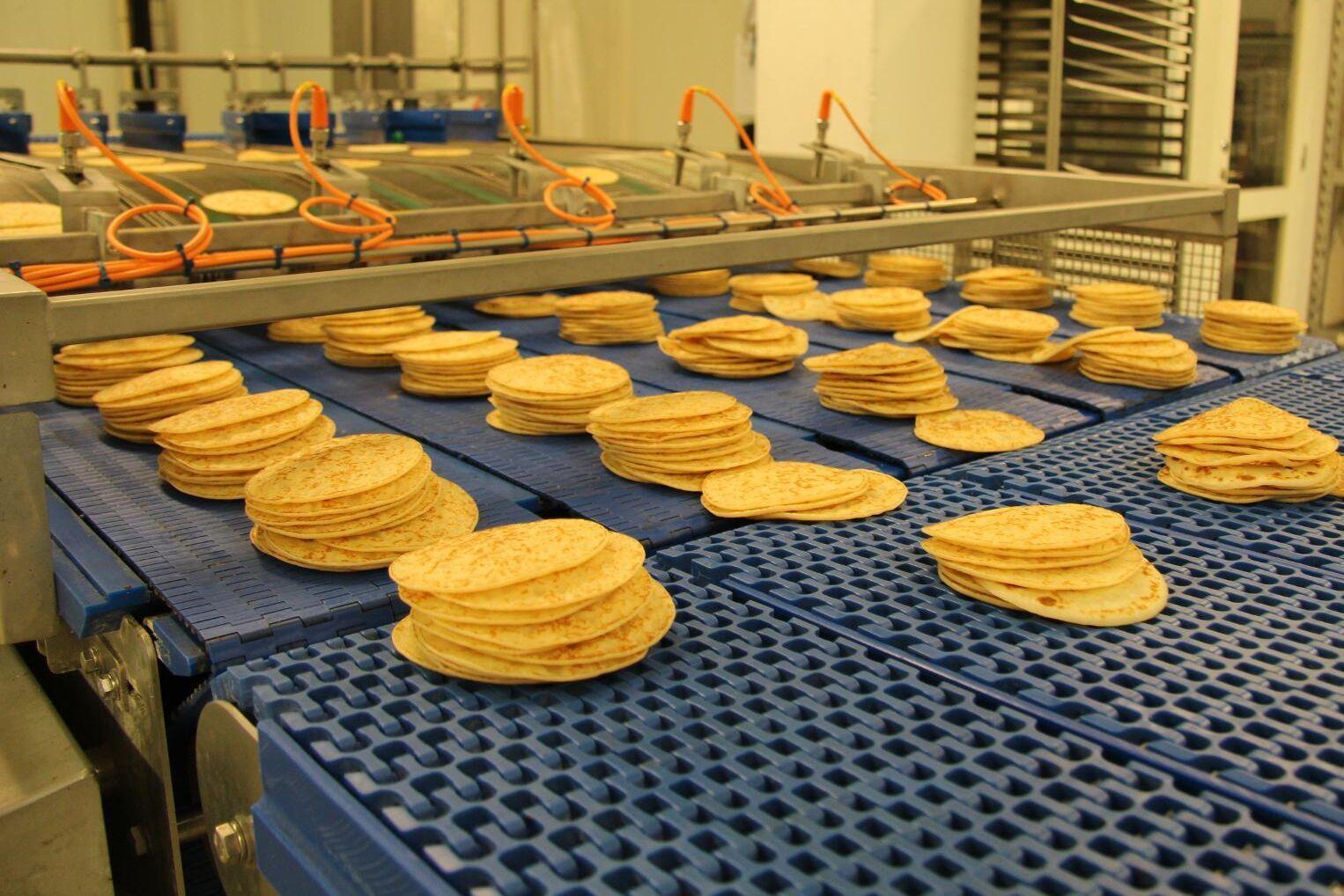 EU:s jordbruksministrar har diskuterat om mat som pannkakor ska märkas med hur äggen producerats. Arkivbild.