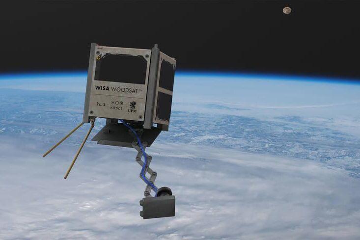 Satelliten har utvecklats under flera år. Förhoppningen är att den ska upp i rymden innan året är slut.