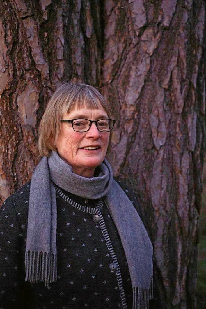 Margareta Dahlberg.